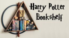 DIY Harry Potter Epoxy Resin Floating Shelf || How To Build Woodworking Harry Potter Diy, Harry Potter Themed Gifts, Deathly Hallows Symbol, Floating Shelves Diy, Woodworking Projects, Woodworking Plans, Wood Projects, Epoxy, Diy Tutorial