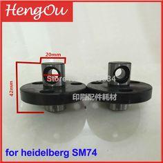 1 piece free shipping Heidelberg presses Accessories Heidelberg SM74 water roller gear #Affiliate