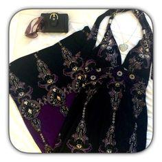 Maxi Halter Dress Maxi Halter dress in excellent condition. Dresses Maxi