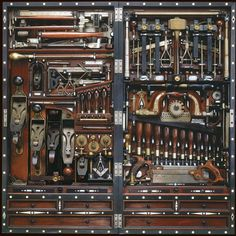 The H.O. Studley Tool Chest