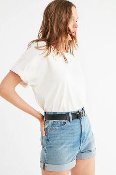 Shop BDG Mom High-Rise Denim Short – Indigo at Urban Outfitters today. We carry all the latest styles, colors and brands for you to choose from right here.