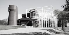 Image 1 of 12 from gallery of AD Classics: Wexner Center for the Arts / Peter Eisenman. Photograph by Flickr user OZinOH