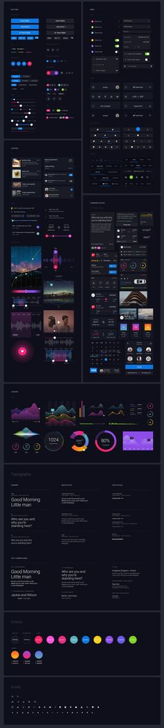 Huge set of pre-made UI elements that can help you with app design Web Design, App Ui Design, Mobile App Design, User Interface Design, Web Mobile, App Design Inspiration, Ui Web, Application Design, Ui Elements