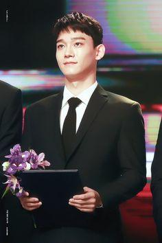 [HQ] #CHEN - 171103 Korean Pop Culture & Art Awards