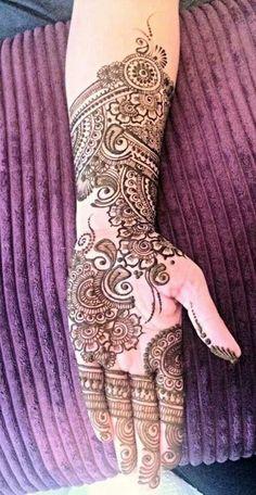 Arabic Mehndi Designs 2016 | Style.Pk