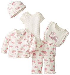 Vitamins Baby Baby-Girls Newborn Apple Picking Bear 7 Piece Gift Set, Ivory, 3 Months Vitamins Baby http://www.amazon.com/dp/B00JUFPVA0/ref=cm_sw_r_pi_dp_kZ5Yub16VVMKC