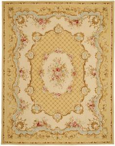 AD008, Beige, Needlepoint, Peel & Company, Mary available from rugsdoneright.com