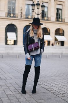 Fashion blogger living in Paris, sharing her love for fashion and effortless style. Student, luxe lover sharing her daily outfits