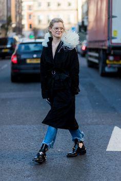 The London Fashion Week Looks That Shut. It. Down. #refinery29