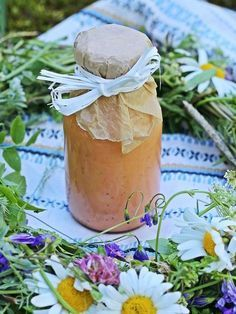 Vegan Cheese, Pesto, Vegetarian Recipes, Food And Drink, Jar, Drinks, Blog, Spreads, Sauces