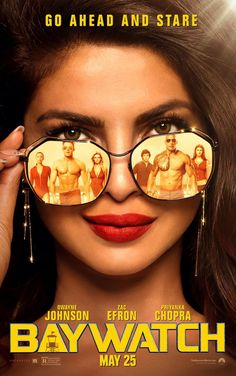 Baywatch (May 25, 2017) a remake film based on the TV series (1989-2001). A comedy, action film directed by Seth Gordon. Stars: Dwayne Johnson, Zac Efron, Priyanka Chopra, Alexandra Daddario, Kelly Rohrbach, and others.