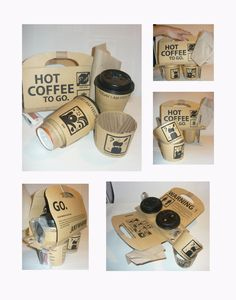 hot coffee to go