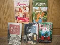 Ahhh, Betty Neels... How I love her books. (all 5 are in my to-be-read list. lol)