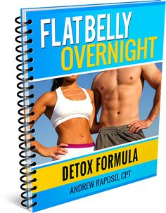 Fat Fast Shrinking Signal - Flat Belly Overnight - Do This One Unusual Trick Before Work To Melt Away Pounds of Belly Fat Flat Belly Overnight, Overnight Detox, Belly Fat Burner, Burn Belly Fat, Slim Fast, Fat Fast, Detox Thermomix, Gym Plan For Women, Ovarian Cyst Treatment