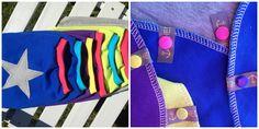Diese Hedi-Haar-Weg Tücher sind aus Sweat und haben einen Jeansstern. Meine Labels mit Anker werden mit KAM Snaps befestigt!   http://de.dawanda.com/shop/hedi/2018970-Hedi-Haar-Weg-Tuch?#shop_products