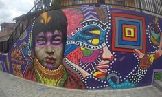 Medellín Street Art