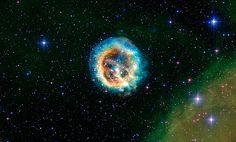 Chandra X-ray Observatory (NASA, Chandra) by NASA's Marshall Space Flight Center