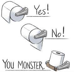 Horrible Monster!
