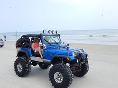Lots of jeeps, some of my own. 34 year old guy from British Columbia, Canada. Please feel free to ask me anything, I reply privately unless anon. Jeep Willys, Cj Jeep, Jeep Wrangler Yj, Jeep Truck, Jeep Ika, Beach Jeep, Jeep Garage, Jeep Baby, Blue Jeep