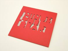 """This is the first Cut Cover 7"" vinyl sleeve from ACDSleeve for Minus The Bear – Steel and Blood on Big Scary Monsters Records."