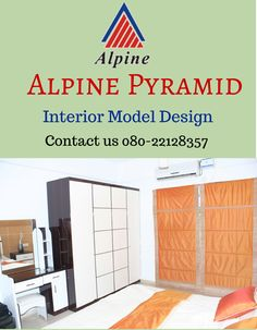 #Alpine_pyramid presents interior model design #alpine_housing