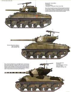 Sherman and Shermans Army Vehicles, Armored Vehicles, Sherman Tank, Model Tanks, Military History, Ww2 History, Armored Fighting Vehicle, Military Pictures, Ww2 Tanks