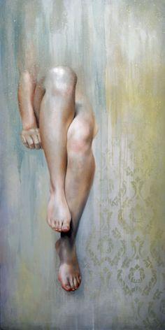 emma◆uber (Shy Oil on canvas)