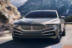 BMW Pininfarina Gran Lusso Coupe prototipo Coupé Exterior Frontal-Lateral 3 puertas