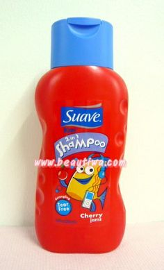 suave kids 2 in 1 | Suave Kids 2 in 1 Hair Smoothers Shampoo - Cherry Jams 355 ml ...