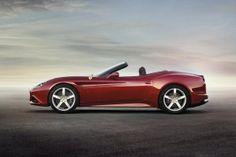 La Ferrari California T, une petite merveille dévoilée avant même sa présentation officielle au Salon de Genève
