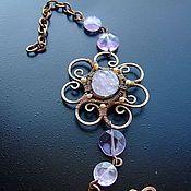 Магазин мастера Jacozy >медно-каменные украшения<: серьги, кольца, кулоны, подвески, браслеты, колье, бусы