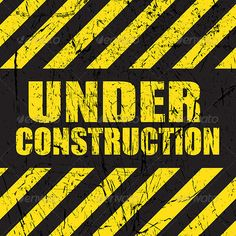 Buy Grunge Under Construction Background by kjpargeter on GraphicRiver. Grunge style background with Under Construction wording. Files included – ai (version ten and eps (version ten). Iphone Wallpaper Jupiter, Vector Graphics, Vector Free, Background Wallpaper For Photoshop, Gym Interior, Building Icon, Gym Quote, Under Construction, Construction Signs