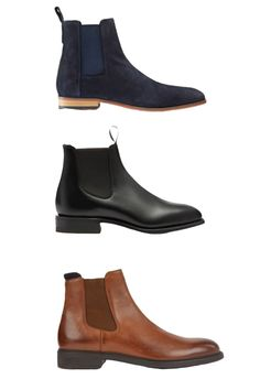 Chelsea boots are comfortable, versatile and stylish as proven in our guide. We will show you how to wear chelsea boots, provide guidelines and outfit ideas Chelsea Shoes, Chelsea Boots Outfit, Black Chelsea Boots, Mens Chelsea Boots, Mens Fashion Casual Shoes, Fashion Boots, Men's Casual Shoes, Gentleman Shoes, Formal Shoes For Men