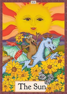 Card of the Day – The Sun – Friday, June 29, 2018 « Tarot by Cecelia