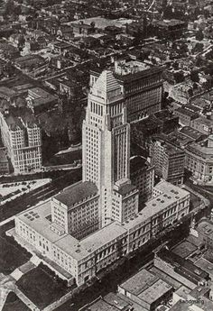 vintage everyday: Los Angeles over 80 Years ago – 31 Rarely Seen Pictures of the Second-Largest City in the U.S in the 1930s