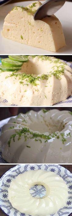 ¡Así es cómo se prepara un verdadero FLAN de Limón Sin Horno! Por fin he encontrado una receta exquisita… #flan #sinhorno #limón #postres #receta #recipe #casero #torta #tartas #pastel #nestlecocina #bizcocho #bizcochuelo #tasty #cocina #chocolate #pan #panes Si te gusta dinos HOLA MIREN...