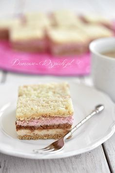 Ciasto malinowe na herbatnikach