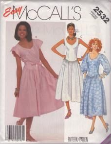 MOMSPatterns Vintage Sewing Patterns - Search Results