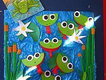 5+2 kreatív ötlet vattakorongból gyerekeknek   A napfén…