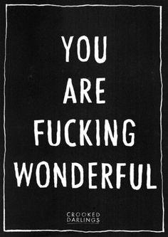 You really are <3 xxxxxxxxxx