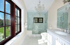 Bathroom in Bridgehampton residence - Hamptons Real Estate