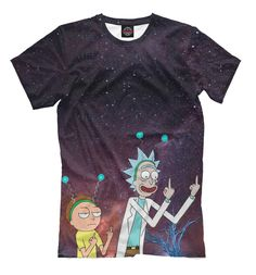 rick and morty, rick and morty gift, design shirts, tee-shirt, Patterns, t shirts, rick and morty shirt, rick and morty clothes by RishaMyasov on Etsy