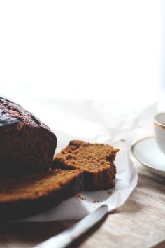 Making Today Beautiful   –  Gingerbread Loaf