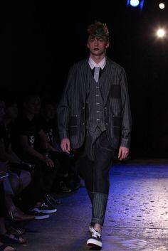 GANRYU Spring-Summer 2017 - Tokyo Fashion Week