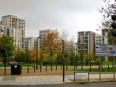 East Village: London's Olympic Village