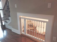 ideas diy dog bed ideas under stairs Dog Rooms, Dog Houses, House Dog, Design Case, My Dream Home, Home Projects, House Plans, Cabin Plans, Sweet Home