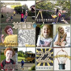 Project Life | week 22