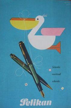 La Cigueña trae a los bebes y el Pelikano a las plumas