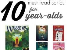 All-Time Best Book Series for 10-Year-Olds | Parents | Scholastic.com