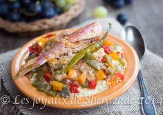 couscous aux poissons